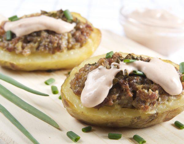 Recept dana: Punjeni krompir