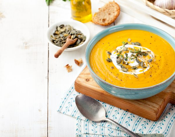 Recept dana: Potaž od šargarepe i đumbira