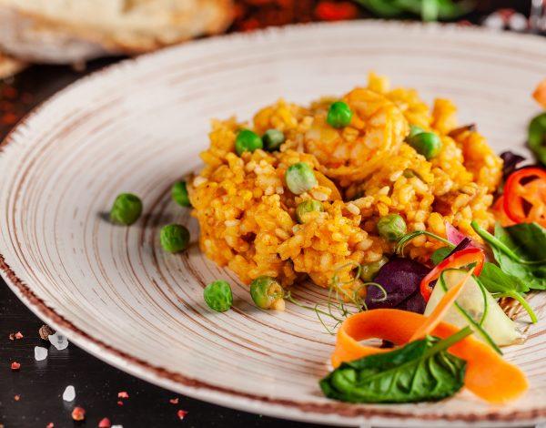 Recept dana: Rižoto sa karijem i povrćem