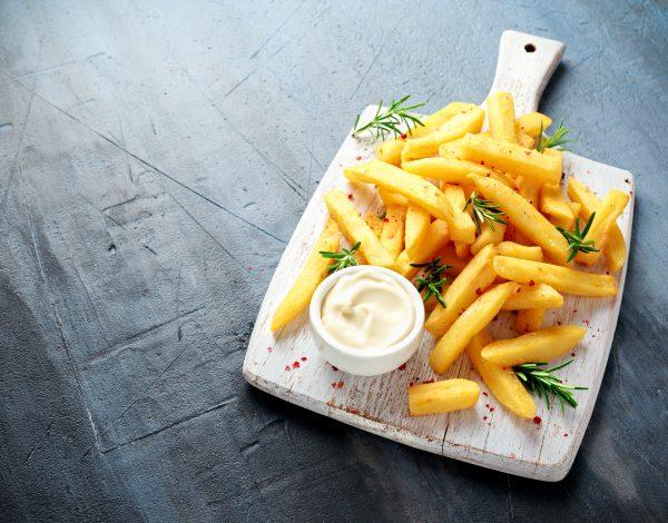 Recept dana: Aromatizovan pomfrit na zdrav način