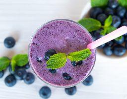 Recept dana: Smuti od borovnica i zelenog čaja