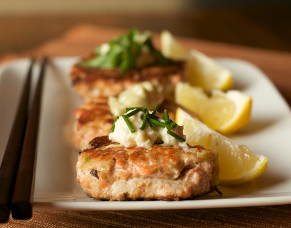 Recept dana: Pljeskavice od lososa