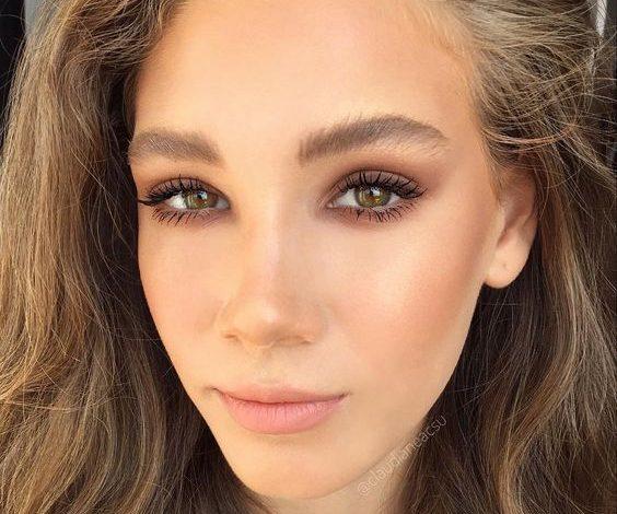 Prirodan make-up look u svega nekoliko koraka