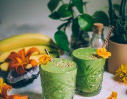 Zeleni smuti za energičan početak dana