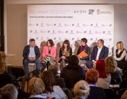 Kompanija Avon i Fond B92 obeležili Nacionalni dan borbe protiv raka dojke