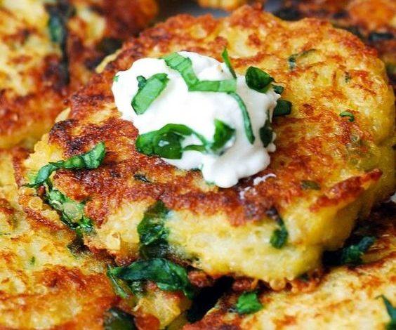 Recept dana: Ćufte od tikvica i sira