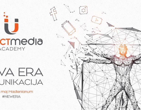 Nova era komunikacija: Prijavite se na Direct Media Academy