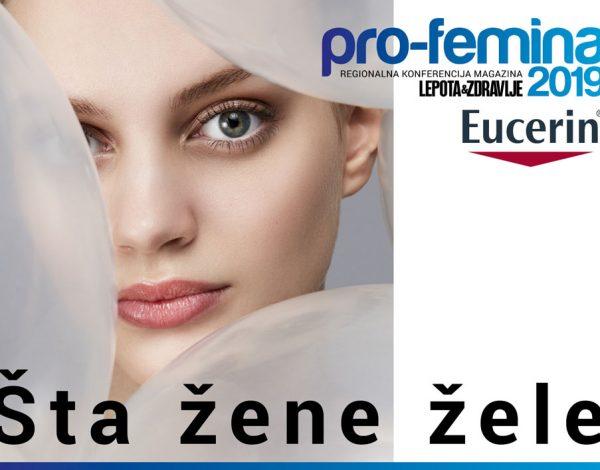 Iz minuta u minut: Pratite uživo prenos Pro-Femina konferencije!