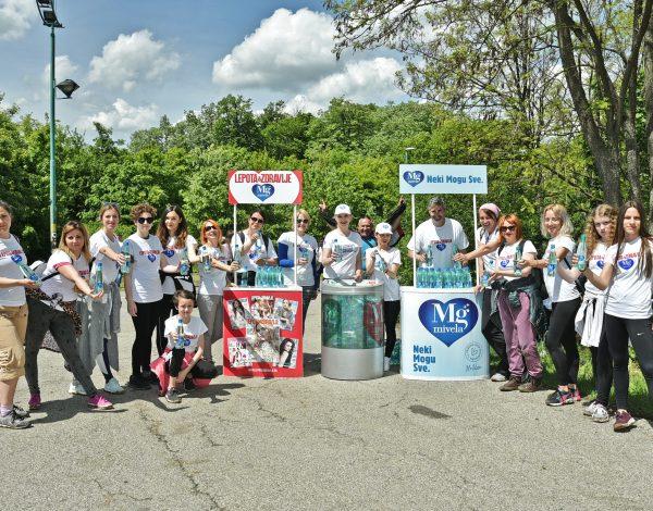 """#walkmore: """"Lepota i zdravlje"""" i """"Mg Mivela"""" zajedno na Fruškogorskom maratonu"""