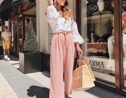 Modna inspiracija: Romantični puder roze komadi