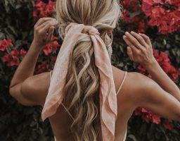 Hair saveti: Kako da nosite maramu u kosi?