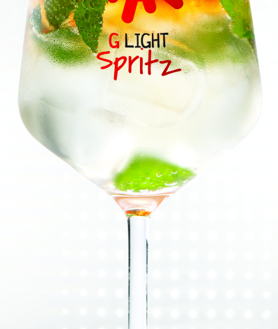 Vreme je za long drink: Recept za G Light Spritz