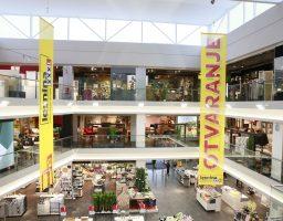 Lesnina XXXL otvorila vrata prvog prodajnog centra u Srbiji