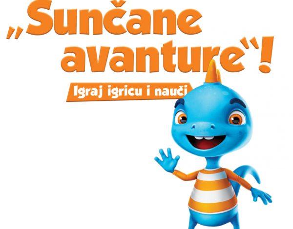 """Igrica koju će voleti deca i roditelji: """"Sunčane avanture"""" – prva edukativna igrica za decu u okviru kampanje """"Zaštita za sve"""""""