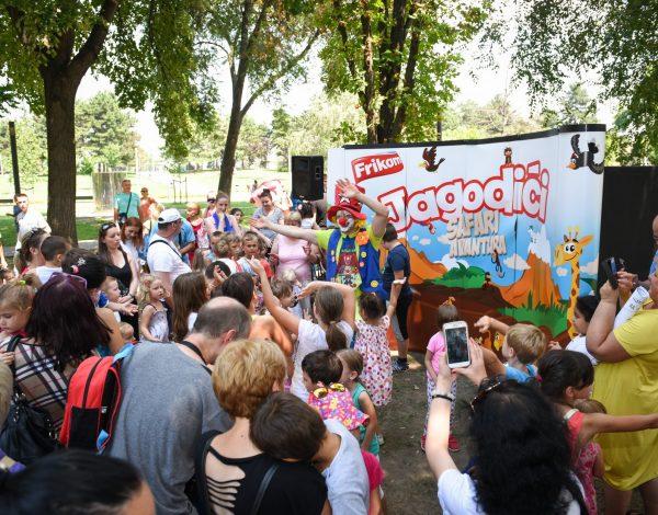 Veliki praznik sladoleda na Kalemegdanu u subotu, 18. maja