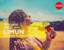 Coca-Cola Zero Limun – letnje osveženje za nove inspiracije