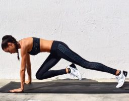 Trening od svega 7 minuta za savršeno oblikovane noge