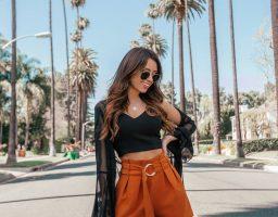 Šortsevi dubokog struka – Omiljeni modni komad za tople letnje dane
