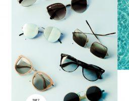 Top 7 naočara za ovo leto. Plus: Pogledajte koja dva para su poklon!
