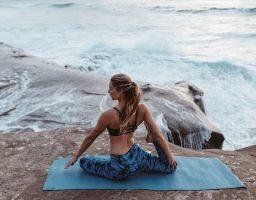 More kao teretana: Iskoristite otpor peska i vode