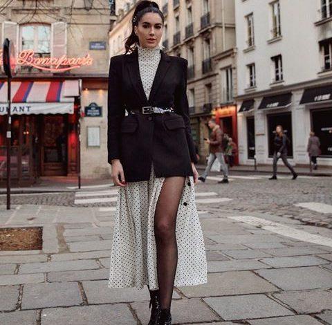 Street Style: Sakoi kao vodeći modni komad ove jeseni