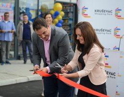 Kruševac Shopping Park je otvoren! Dođite i posetite prvi šoping park u Rasinskom okrugu