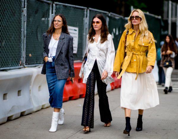 Modna inspiracija sa ulica New York-a: Jesen puna boja i neobičnih krojeva