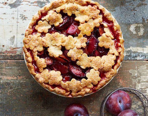 #recept: Preukusan jesenji kolač sa šljivama