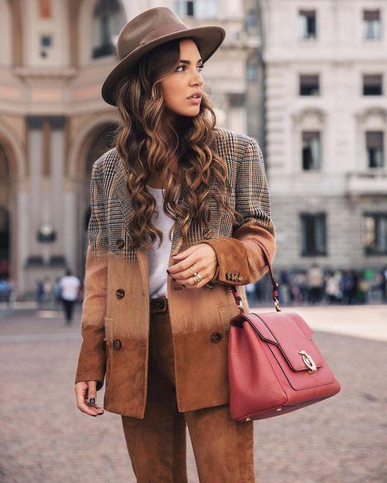 Vuneni šeširi – inspirativan jesenji modni detalj
