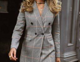 Karirani sako – Idealan komad za modnu transformaciju