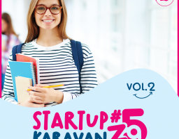 StartUp karavan #za5 ponovo kreće put Srbije!