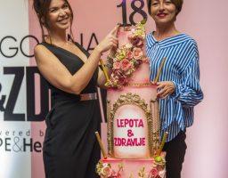 """#LZ18GODINA: Magazin """"Lepota i zdravlje"""" proslavio 18 godina rada! (VIDEO)"""