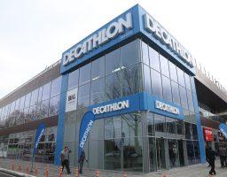 U okviru nove šoping destinacije nalazi se i prva Decathlon radnja u Srbiji