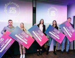 Izabrano pet najboljih STARTUP ideja u okviru projekta Budućnost #za5
