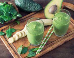 Hrana za vašu kožu: Smuti od Kelja