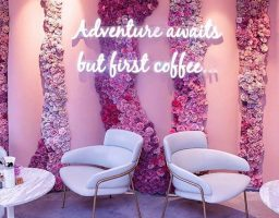 Prelepi londonski cafe koji je osvojio Instagram