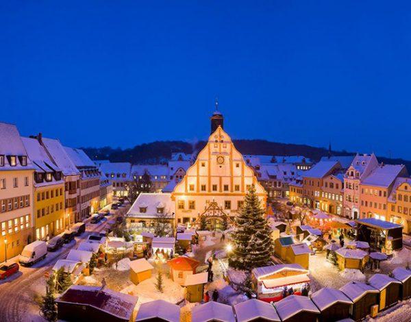 5 evropskih gradova idealnih za praznično vikend putovanje