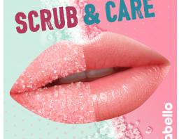 Novi Labello Caring Scrub balsam savršen je za negu usana u pokretu i čini ih baršunasto mekim