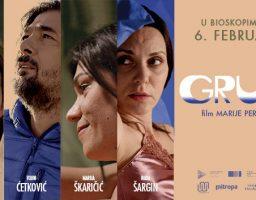 Svečana premijera filma grudi Marije Perović 5.2. u KOMBANK dvorani