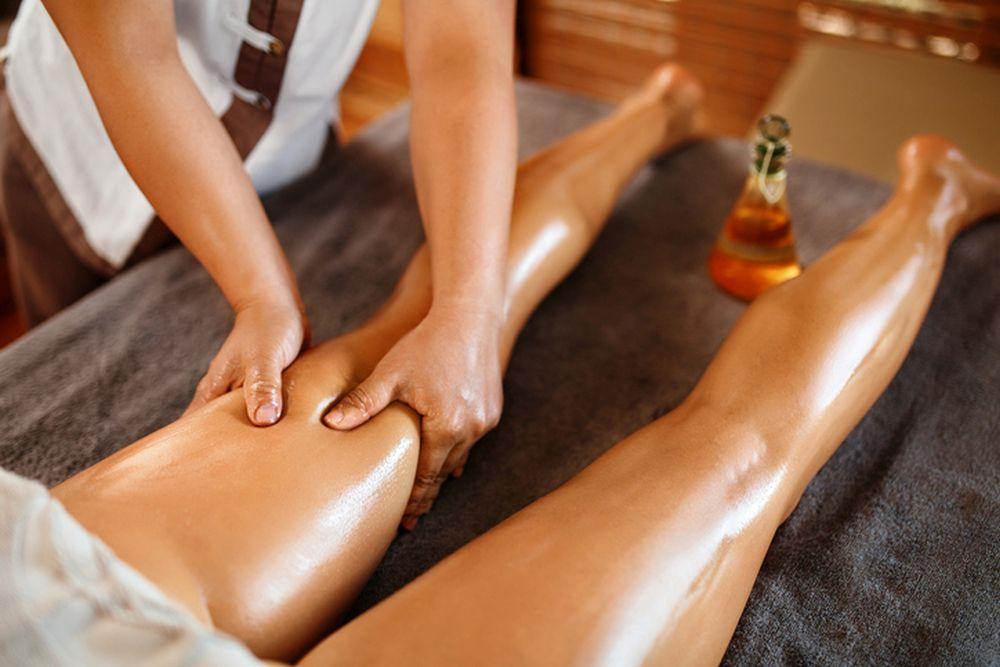 masaza nogu lepota