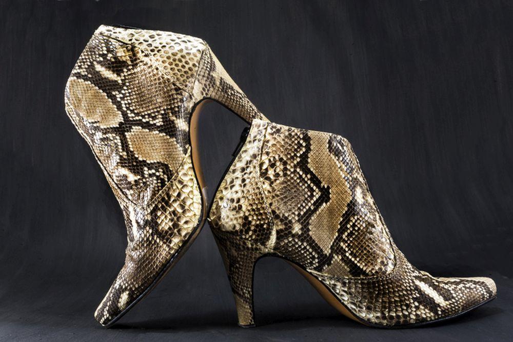 cizme zmijska koza lepota moda