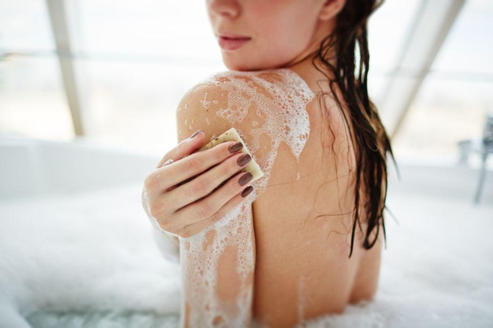 kupanje devojka lepota
