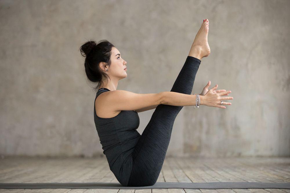 pilates devojka zdravlje