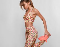 Svaka motivacija je dobrodošla: Fashion i u teretani (foto)