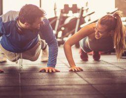 fitnes ljubav veza