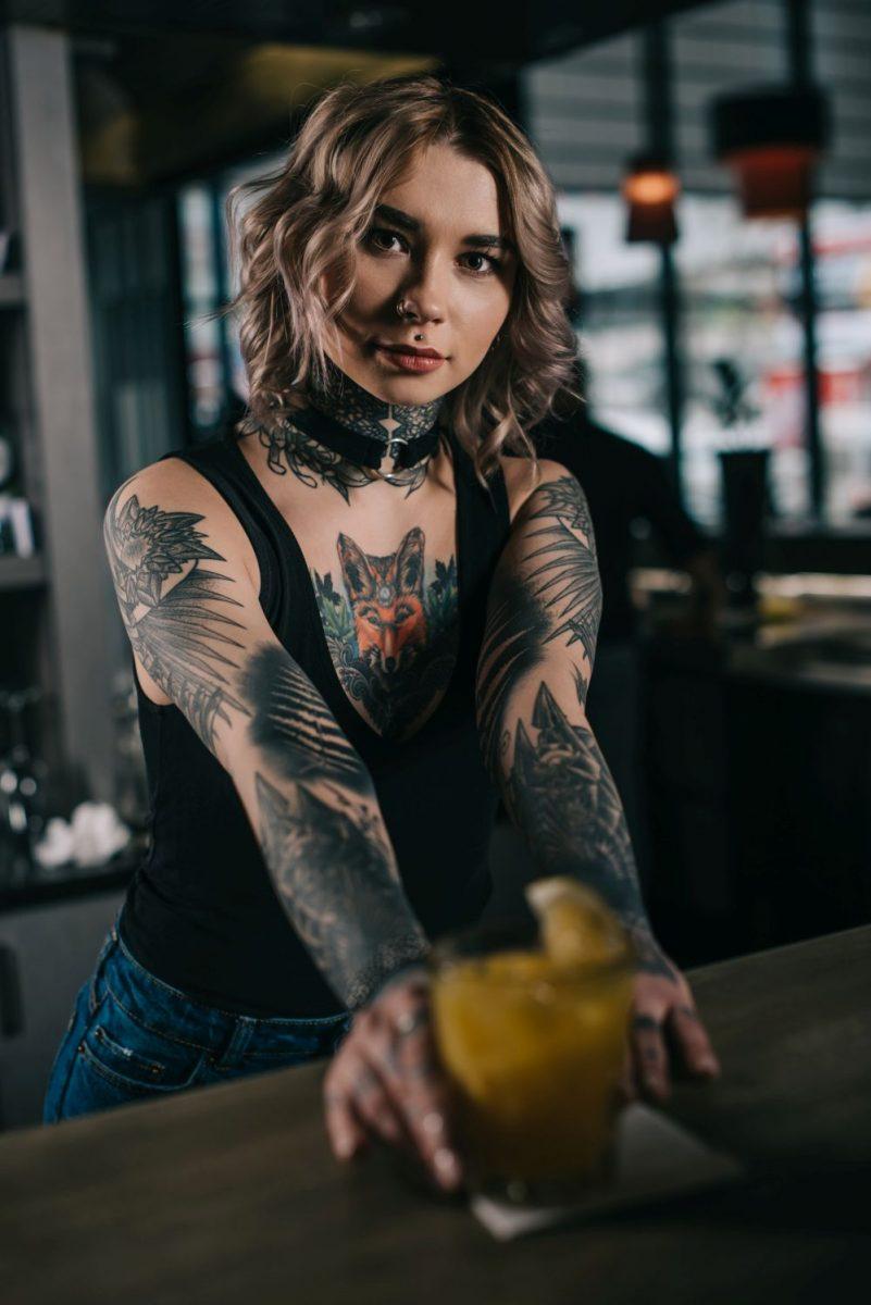 tetovaza celo telo lepota