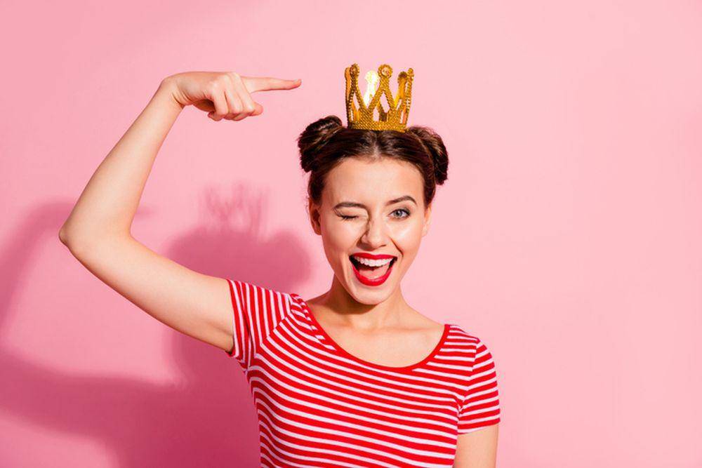 devojka kraljica