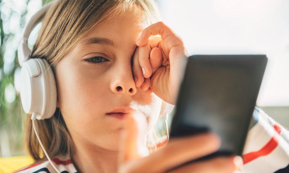 dete mobilni oko zdravlje