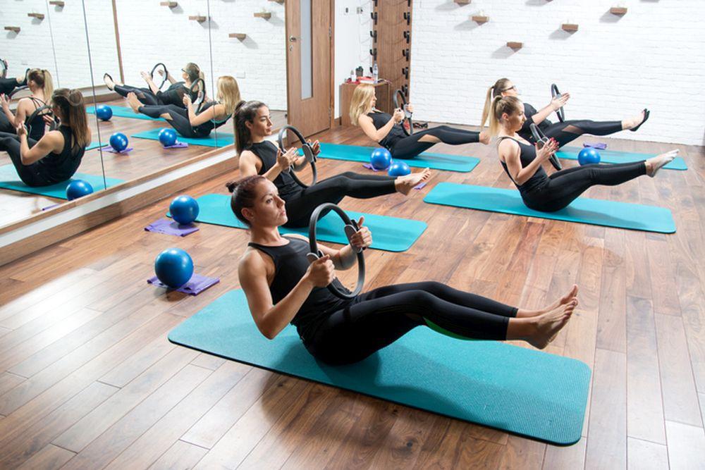 devojke pilates