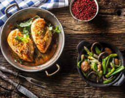 Ukusan obrok sa malo kalorija – Specijaliteti sa piletinom (recepti)